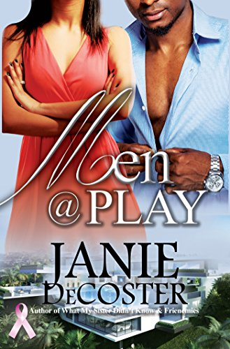 Book: Men@Play by Janie De Coster