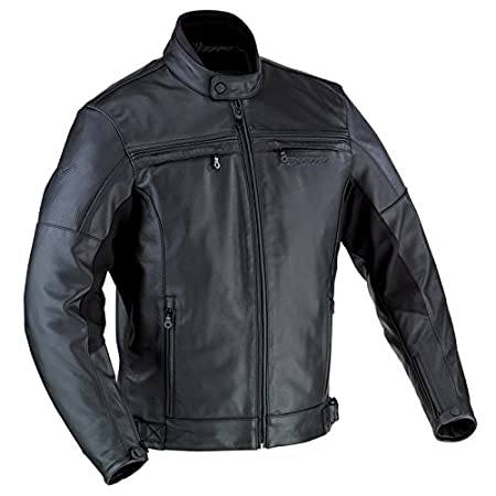 Ixon - Blouson - COPPER ROCK GRANDES TAILLES - Couleur : Noir - Taille : 6XL