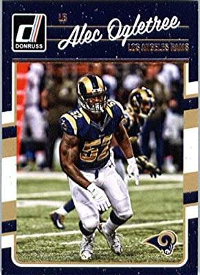 2016 Donruss #155 Alec Ogletree Los Angeles Rams Football Card