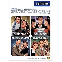 Tcm Greatest Classic Films: Thin Man 1