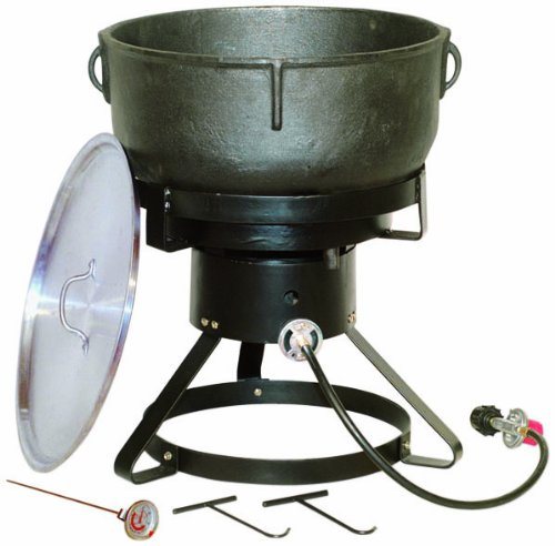 King Kooker 1740 17 1 2 Inch Outdoor Cooker With 10 Gallon