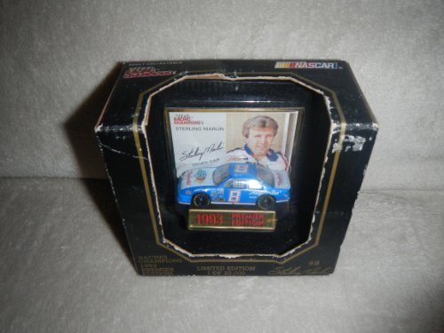 Racing Champions Sterling Marlin 1993 Premier Edition 1 of 20,000 - 1