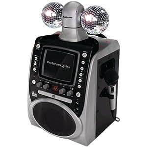 Singing Machine SML-390 Disco Lights CDG Karaoke System - SML-390
