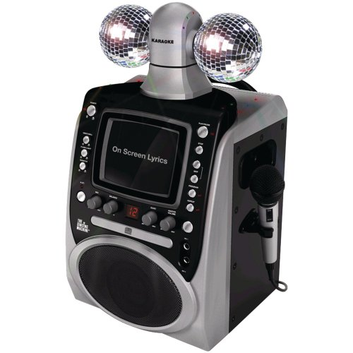 Purchase Singing Machine SML-390 Disco Lights CDG Karaoke System - SML-390