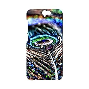 BLUEDIO Designer Printed Back case cover for HTC One A9 - G0049