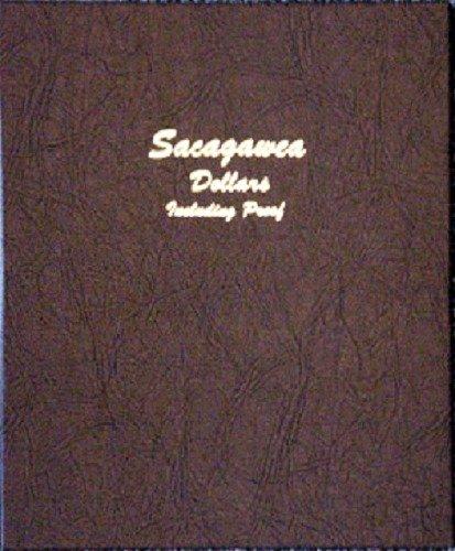 Dansco Deluxe Sacagawea Dollar P,D&S 2000-2012 Album #8183