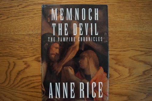 Memnoch the Devil (Anne Rice The Devil compare prices)