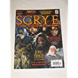 Scrye Magazine January February 2003 Volume 10 #56 Lord Of The Rings TCG