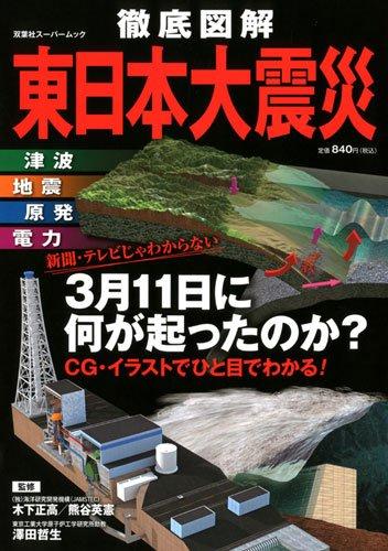 徹底図解東日本大震災