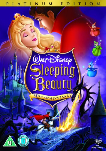 Sleeping Beauty (50th Anniversary Deluxe Edition) [DVD] [1959]
