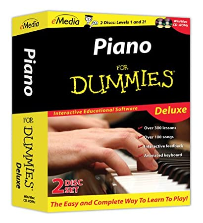 Piano For Dummies Deluxe
