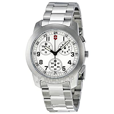 Victorinox Swiss Army Men's VICT26050.CB Classic Analog Stainless Steel Watch from Victorinox Swiss Army