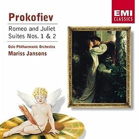 Prokofiev : Romeo & Juliet Suites Nos 1 & 2