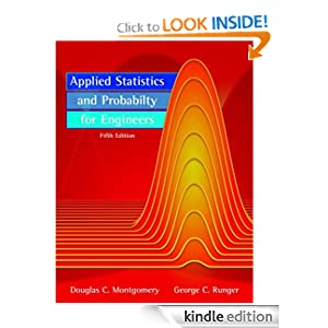Applied Statistics and Probability for Engineers - Douglas C. Montgomery