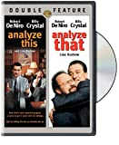 Analyze This & Analyze That [DVD] [Region 1] [US Import] [NTSC]