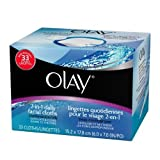 Olay 4-in-1 Daily Facial Cloths - Combo/Oily 33 Count