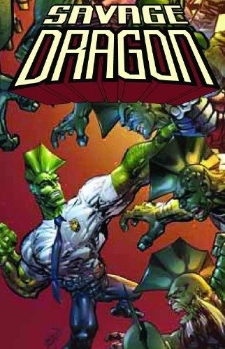 Savage Dragon: Dragon War TP (Savage Dragon (Unnumbered))