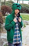 コスプレ衣装 超萌えMinecraft(マインクラフト)クリーパー(Creeper)バーカー--Lサイズ身長170-175適応