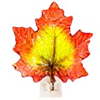 5.25in Maple Leaf Night Light