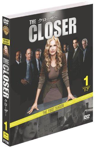 クローザー 〈ファースト〉セット1(3枚組) [DVD]