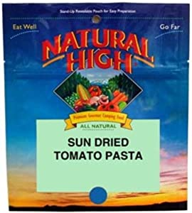 Natural High Freeze Dried Sun-Dried Tomato Pasta by Natural High