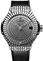 Hublot Big Bang Steel Caviar Stainless Steel Dial Mens Watch 346.SX.0870.VR from Hublot