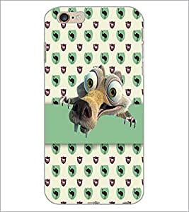 PrintDhaba Cartoon D-5627 Back Case Cover for APPLE IPHONE 6 PLUS (Multi-Coloured)