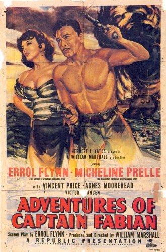 Adventures of Captain Fabian / Приключения капитана Фабиана (1951)