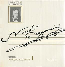 Niccolo' Paganini.: N.A. -: Amazon.com: Books