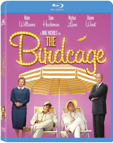 Birdcage, The Blu-ray