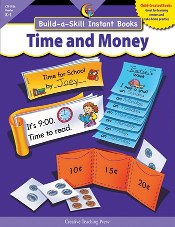 Time & Money Build-a-skill Instant - 1