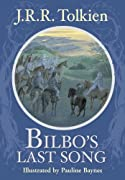Bilbo's Last Song by J.R.R. Tolkien cover image