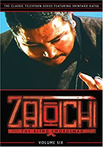 Zatoichi, Vol. 6: TV Series