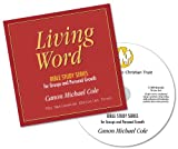 Living Word audio bible study - St John's Gospel 11:17-27 - Canon Michael Cole + Free Book