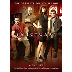 Sanctuary - The Complete Fourth Season