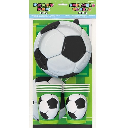 Soccer Party Pack for 8