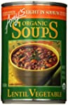 Amy's Organic Soups, Light in Sodium...