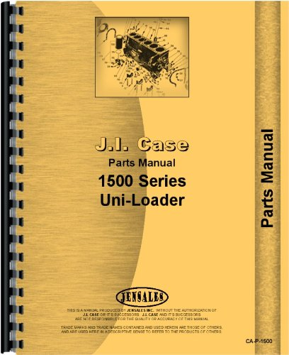 Case 1537 Uniloader Parts Manual (Ca Department Of Corrections compare prices)