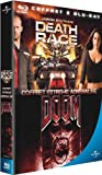 echange, troc Death Race, course à la mort + Doom [Blu-ray]