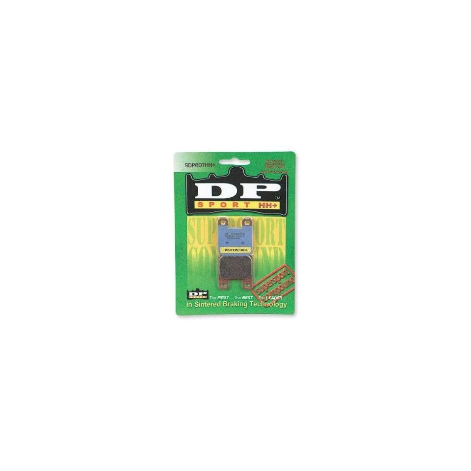DP Brakes SDP Pro MX Sintered Metal Brake Pads SDP310MX on