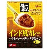 江崎グリコ カレー職人 インド風カレー (辛口) 180g×10個