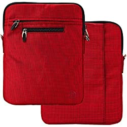 Vg Inc Messenger Bag (red)