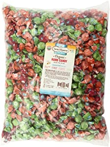 Torie and Howard Organic Hard Candy Bulk Candy, Four Assorted, 5 pound