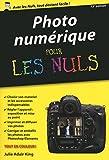 Photo num�rique poche pour les Nuls, 15�me �dition