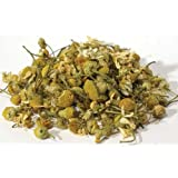 Chamomile Flowers, Whole, Dried Herb, 1 Oz 100% Natural No Additives