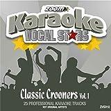 Zoom Karaoke Vocal Stars - Classic Crooners 1