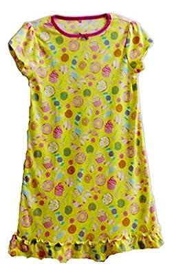 Nexapparel Girls PJ Dress
