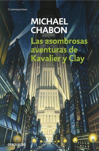 Las Asombrosas Aventuras De Kavalier Y Clay descarga pdf epub mobi fb2