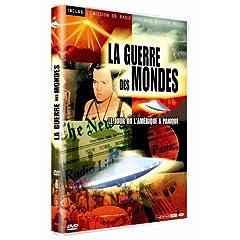La guerre des mondes - Orson Welles