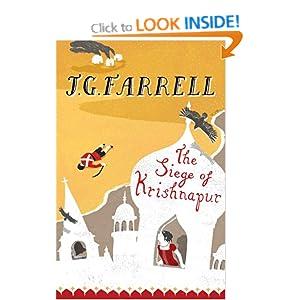 The Seige of Krishnapur - J.G. Farrell
